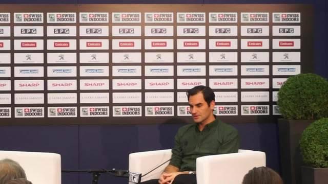 Roger Federer über den Schweizer Nachwuchs
