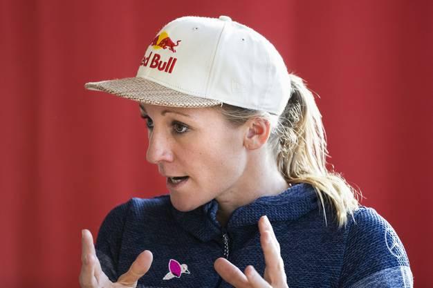Die Triathletin Daniela Ryf hat nicht das Gefühl, dass sie sich nach ihrer Niederlage am Ironman auf Hawaii nun beweisen muss.