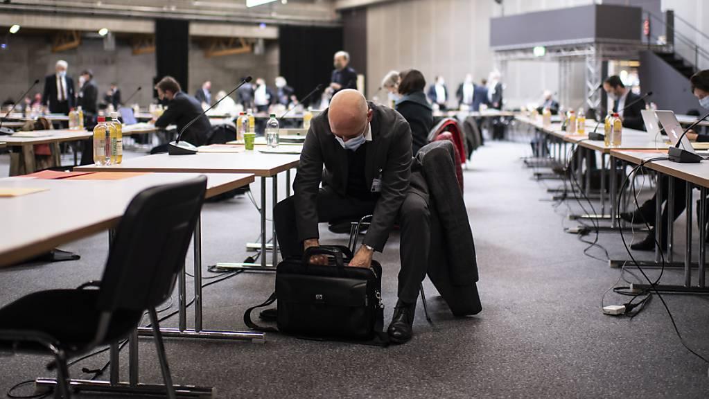 Aus dem St.Galler Kantonsrat gibt es erneut Kritik am Vorgehen der Regierung bei der Erarbeitung der neuen Berufsschulstrategie. (Archivbild)