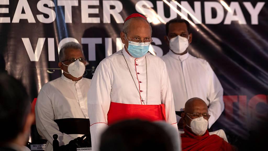 Gedenken an Osteranschläge auf Sri Lanka