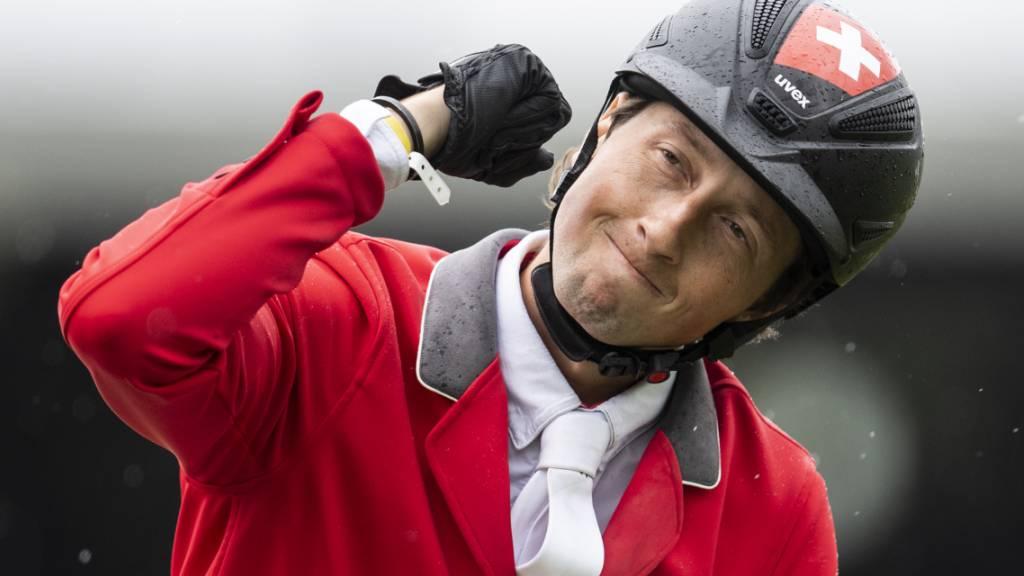 Grand-Prix-Sieg von Martin Fuchs