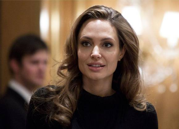 Angelina Jolie in Berlin 2012