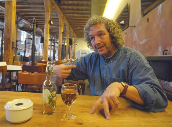Jean Grädel, erster Leiter der «claque».