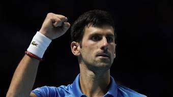 Dominierend im Tennis, aber nicht so geliebt wie Roger Federer oder Rafael Nadal: Novak Djokovic