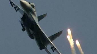 Maschine der weissrussischen Luftwaffe