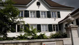 Hier sind Stadtpräsidium und Bauamt zu Hause.