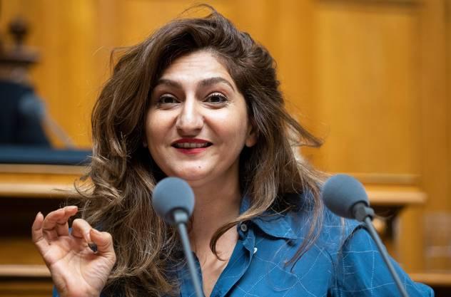 Nationalrätin Sibel Arslan (Grüne, BS).