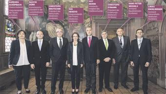 Basel-Stadt hat die mächtigste Kantonsregierung