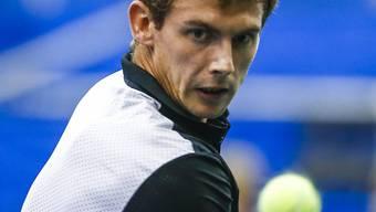 In Gstaad im Fokus: Henri Laaksonen erhielt für das Swiss Open eine Wildcard