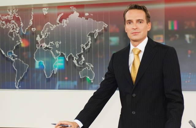 Nach Tumor Op Florian Inhauser Ist Wieder Fur Das Fernsehen Im Einsatz People Panorama Aargauer Zeitung