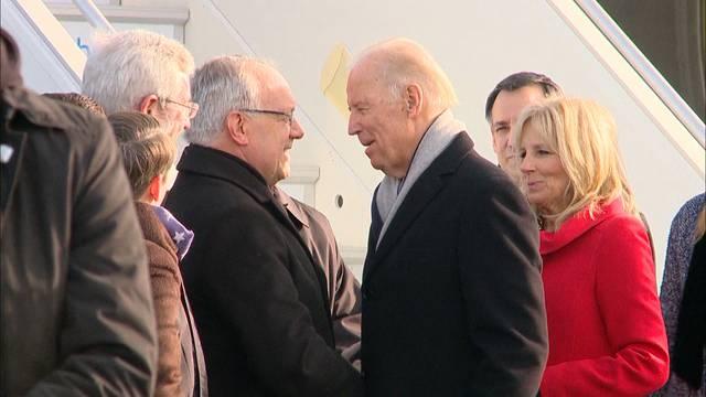 US-Vizepräsident besucht WEF