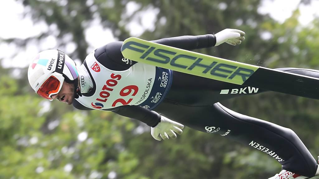 Peier zum vierten Mal in Folge Schweizer Meister