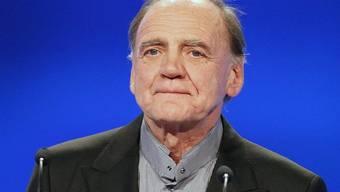 Der Schweizer Schauspieler Bruno Ganz