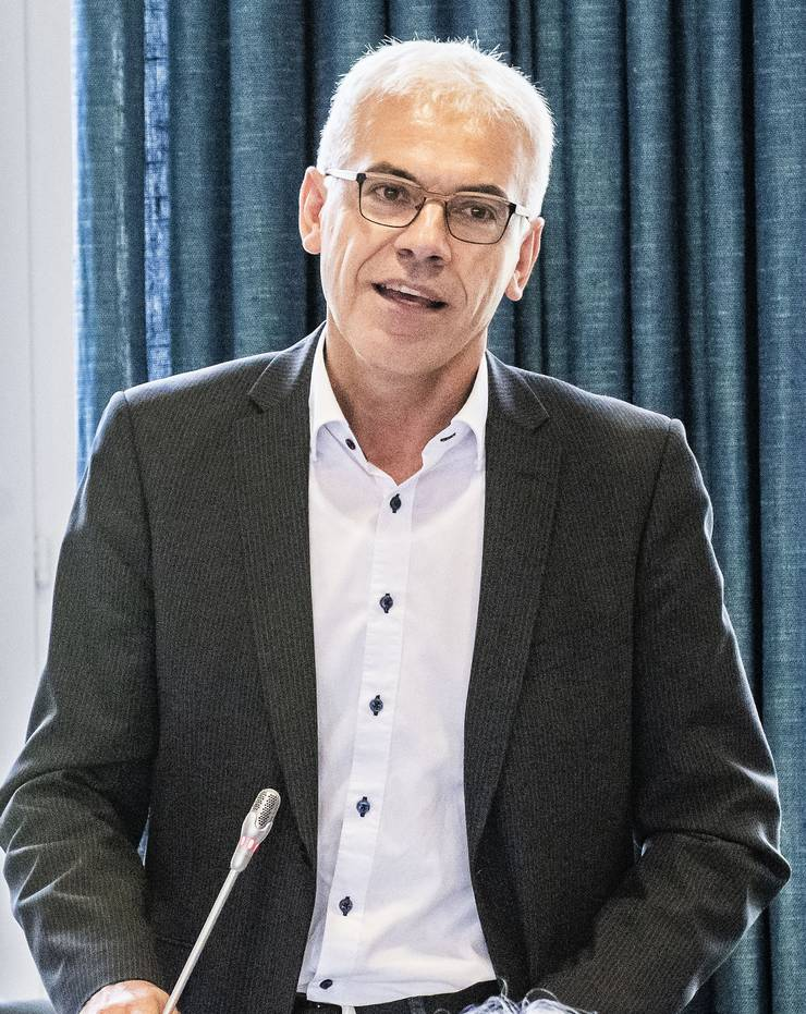 Urs Kaufmann, SP-Landrat