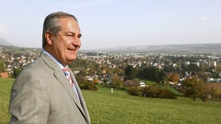 Der Stadtpräsident von Grenchen, Boris Banga, engagiert sich im Abstimmungskampf.