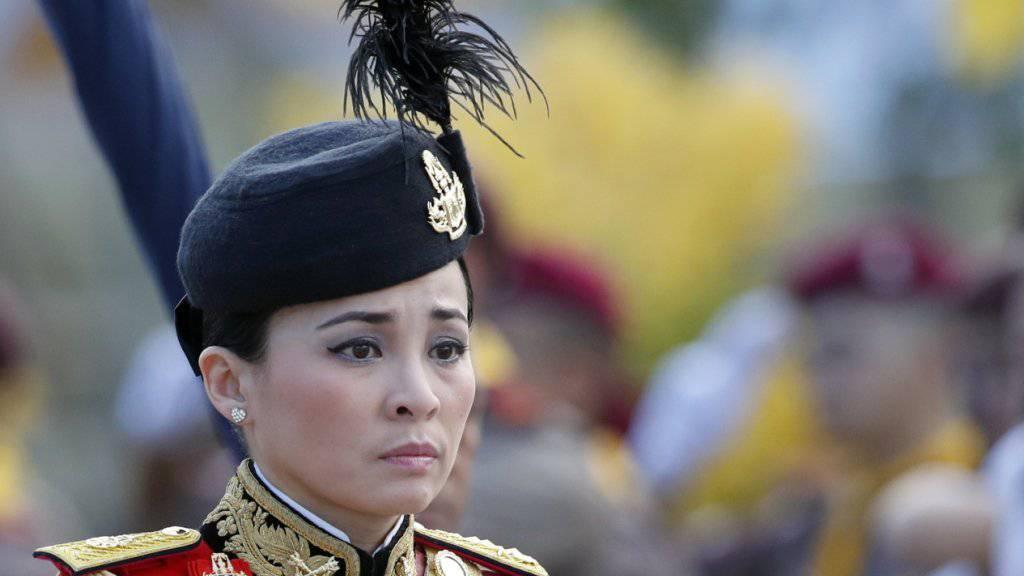 Drei Tage vor der Krönung von König Maha Vajiralongkorn wurde überraschend dessen Ehefrau Suthida zur Königin ernannt. Bisher war nicht bekannt, dass die beiden verheiratet sind. (Archivbild)