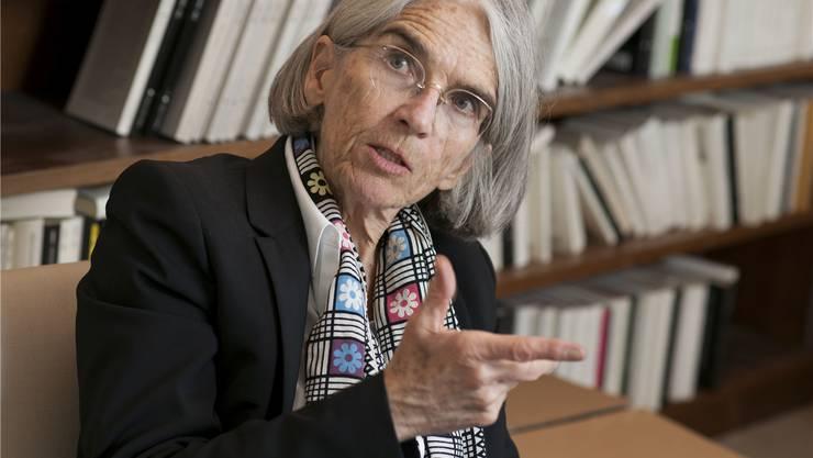 «Schreiben macht so viel Spass»: Donna Leon, 73 Jahre alt und kein bisschen müde.