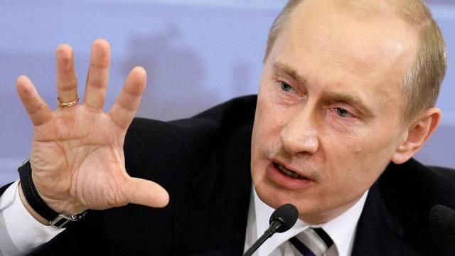 """Der russische Präsident Wladimir Putin will den Orden """"Held der Arbeit"""" einführen (Archiv)"""
