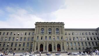 Die ETH in Zürich. (Archiv)