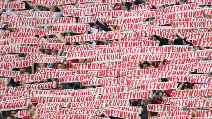 Ehrmann war Lautern so treu wie die Fans in der Westkurve
