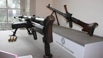 Eindrücke zum Museum Blumenstein in Solothurn