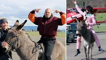 Jetzt schon legendär: TV-Spot zum Argovia Fäscht 2015.