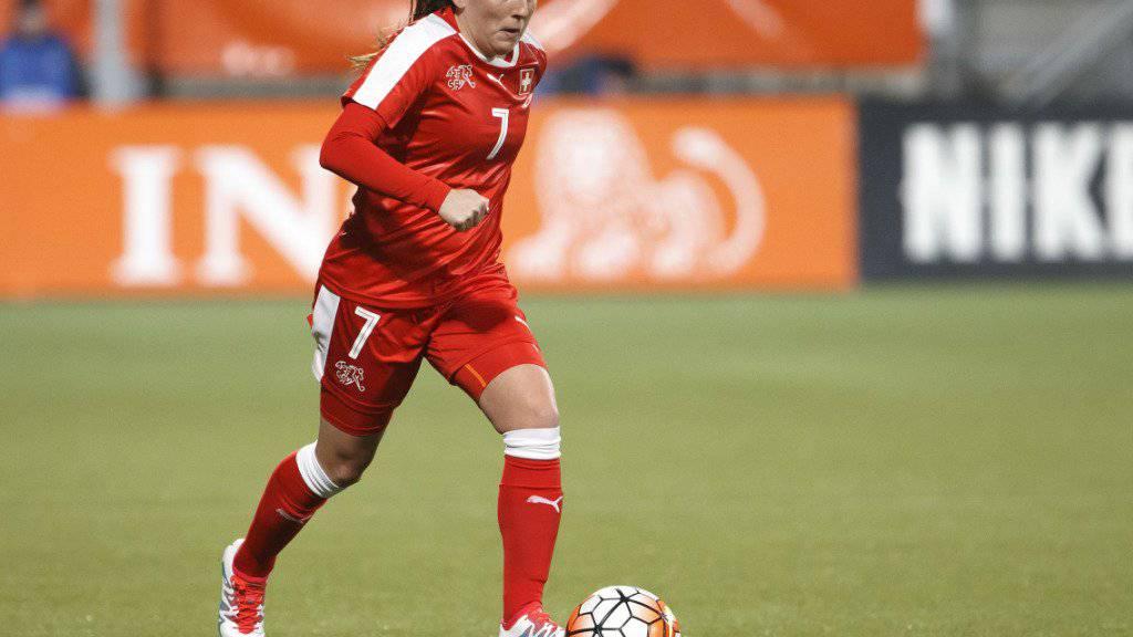 Martina Moser wechselt nach zehn Bundesliga-Jahren zu den FCZ Frauen