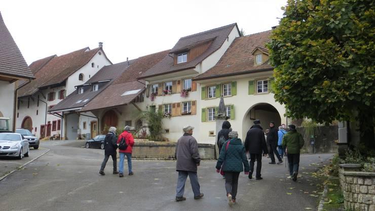 Auch in Wenslingen muss ein Mandat neu besetzt werden. (Archivbild)