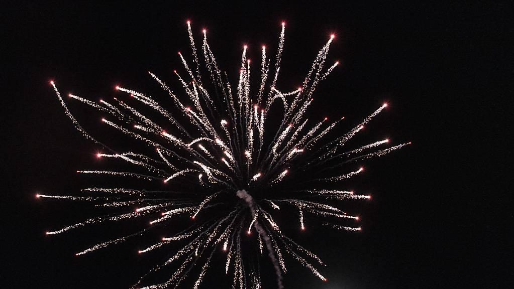 War es für den 1. August?: Unbekannte haben in Schaffhausen übers Wochenende Feuerwerk geklaut. (Symbolbild)