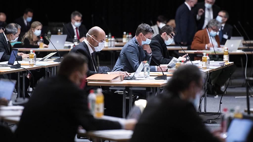 Der St. Galler Kantonsrat wird in einer der kommenden Sessionen über die Abschaffung der Polizeistunde debattieren. (Archivbild)