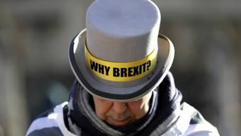 """""""Warum Brexit?"""" Diese Fragen stellen sich immer mehr Briten derzeit."""