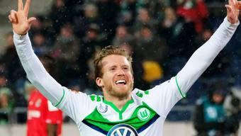 André Schürrle schoss erstmals in der Bundesliga in einem Spiel drei Tore