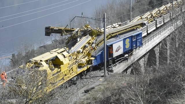 Tödlicher Unfall auf Gotthardstrecke