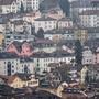 In St. Gallen zahlen langjährige Immobilienbesitzer beim Verkauf eine hohe Steuer auf den Gewinn.