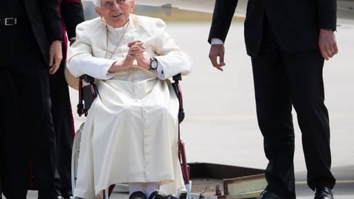 Benedikts Krankheit kein Anlass zu besonderer Sorge