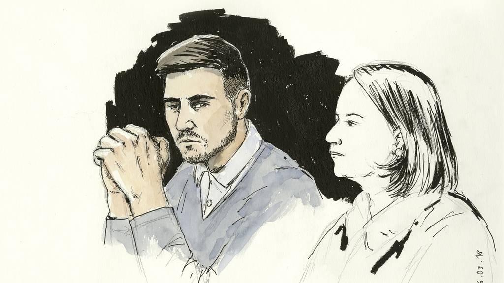 Vierfachmörder zieht Urteil wegen Verwahrung weiter