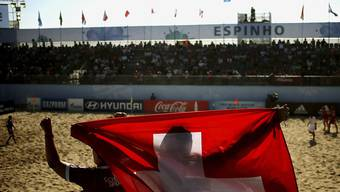 Schweizer Erfolg im russischen Beachsoccer