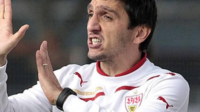 Tayfun Korkut gibt neu bei Hannover 96 die Anweisungen.