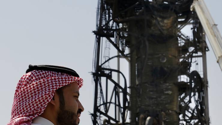 Experten der Uno haben festgestellt, dass die Huthi-Rebellen im Jemen nicht für einen Angriff auf Erdölanlagen in Saudi-Arabien verantwortlich gewesen sein können. (Archivbild)