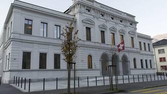 Das Bundesstrafgericht in Bellinzona hat die Beschwerde eines mutmasslichen Entführers aus Frankreich abgewiesen. (Archivbild)