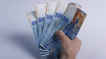 100 Franken für alle im Monat im Kampf gegen die Krise (Symbolbild)