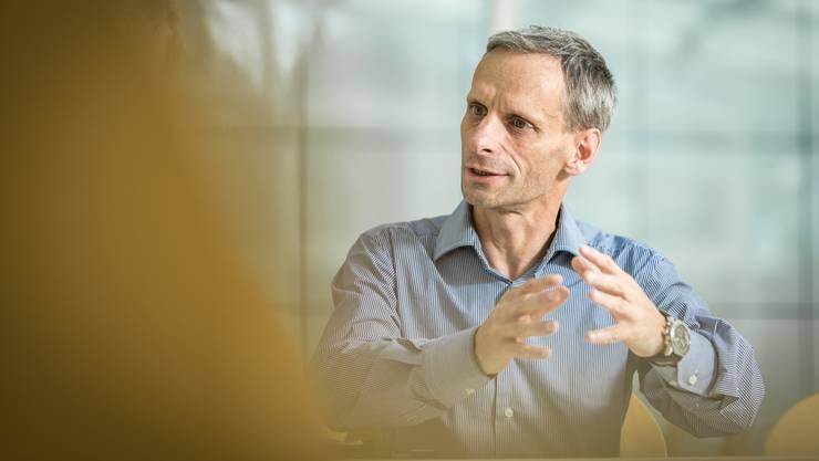 Wirtschaftsprofessor Mathias Binswanger