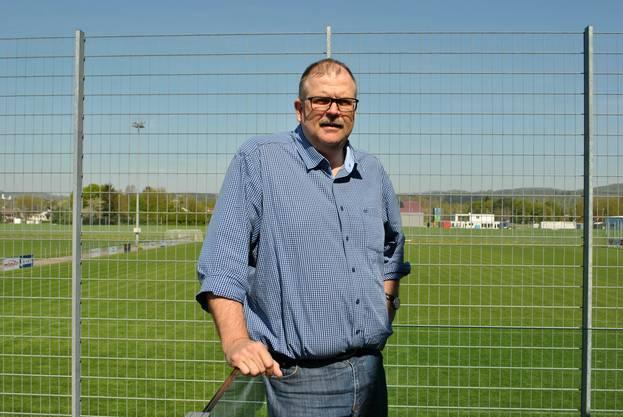 FC-Möhlin-Präsident Thomas Metzger will eine gute Visitenkarte für das Fricktal abgeben.