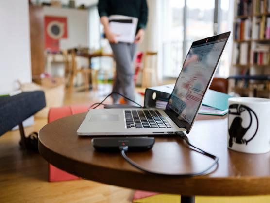Wenn nicht gerade gebraucht, sollten Laptops versorgt werden.