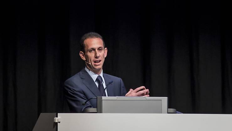 Khaled Bichara, der Chef von Orascom Development Holding ist bei einem Unfall gestorben. (Archiv)