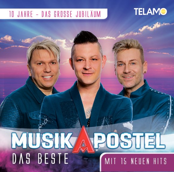 MusikApostel -DasBeste - Cover