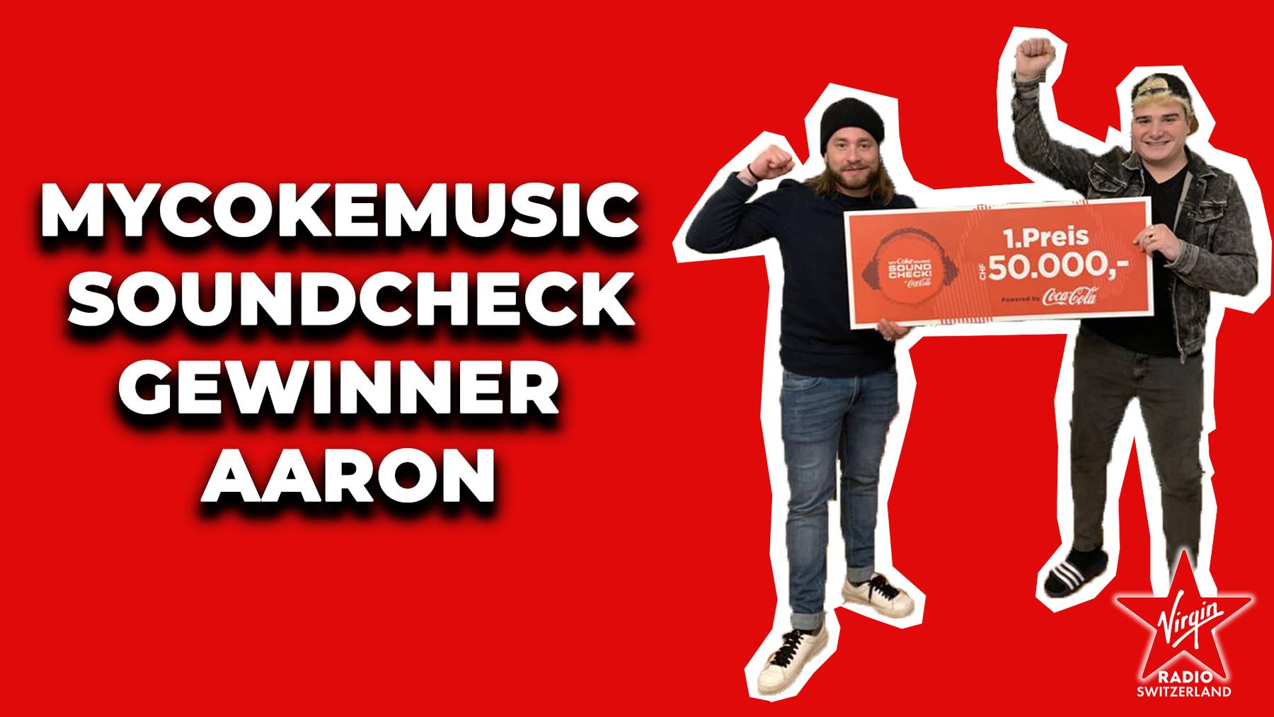 Titelbild MyCoker Gewinner