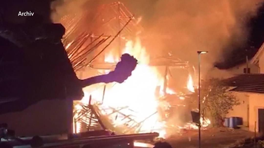 Brandserie in Merenschwand: Stationäre Therapie statt sechs Jahre Gefängnis
