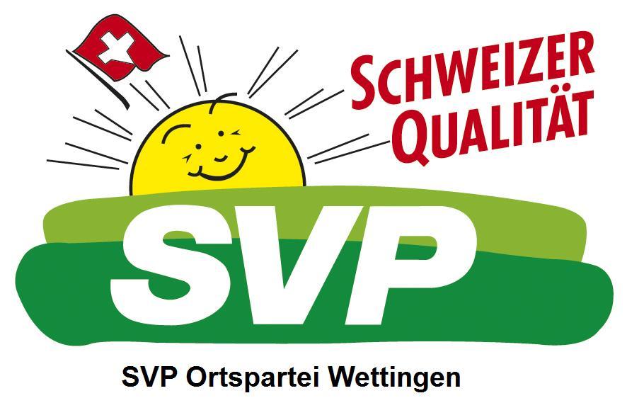 SVP-Einwohnerratsfraktion Wettingen