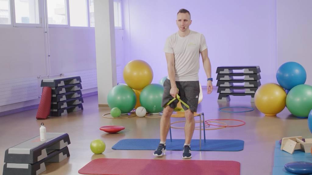 «Gymnastik im Wohnzimmer» vom 15. Juni 2021